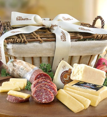 Californian Sausage  Cheese Hamper - gluten free