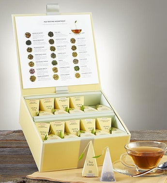 Tea Forte Tea Chest Classic Blends Collection