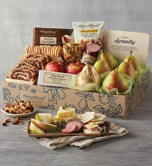 Harry & David® Sympathy Gift Box
