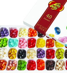 Jelly Belly 40 Flavor Assortment Gift Box