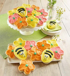 Cheryl's Frosted Flower Cut-Out Cookies