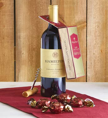 Harry  David Chocolates  Wine Pairing