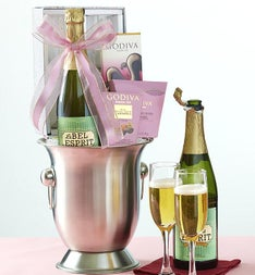 Celebrate Love! Sparkling Wine Chiller Gift
