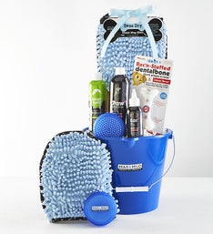 Max & Milo™ Dog Grooming Gift Basket