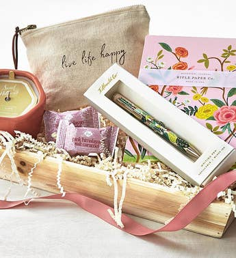 Thoughtful Moments Gift Crate