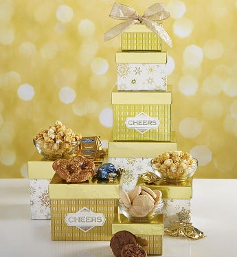 Cheers Chocolates & Sweets Tower