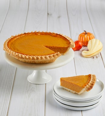 Bake Me A Wish Classic Pumpkin Pie