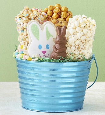 The Popcorn Factory Easter in Bloom Blue