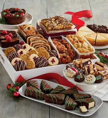 Harry  David Ultimate Holiday Bakery Tray