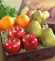 Arbor Harvest Fresh Fruit Sampler Basket