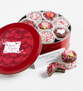 Sweetheart Belgian Chocolate Covered OREO Tin