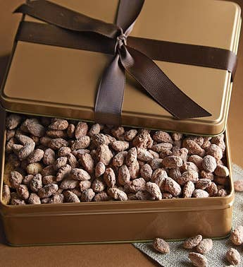 Whiskey Almonds