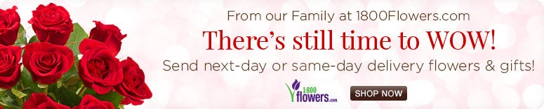 Great gifts from our sister brand 1800Flowers.com