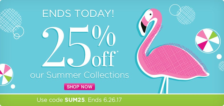 25% off our Summer Gifts!