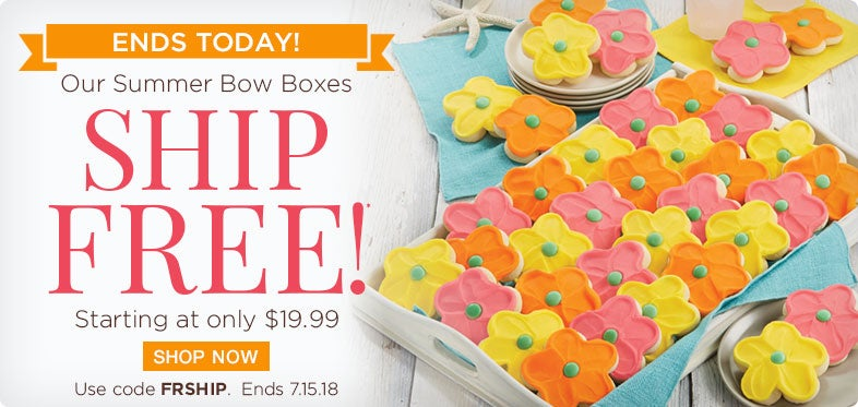 Bow Boxes Ship Free