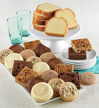 Cheryls Signature Bakery Sampler - Sugar Free by Cheryl's