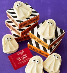 Boo Cookie & Gift Card Case