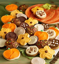 Buttercream Frosted Premier Fall Cookie Assortment