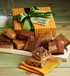 Fall Brownie & Bar Gift Box