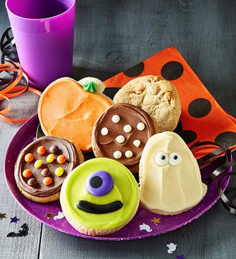 Halloween Cookie Flavor Sampler