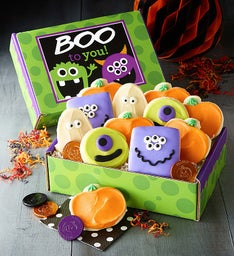 Monster Boo Box