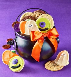 Halloween Treats Cauldron