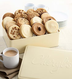 Cheryl39s Gift Tin - Assorted Cookies