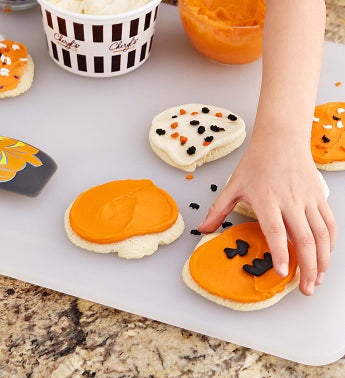 cheryls halloween cut out cookie decorating kit product code fal16
