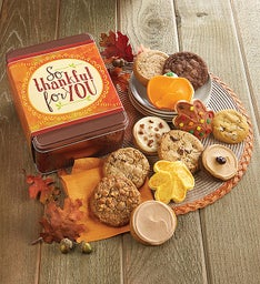 Create Your Own - So Thankful For You Fall Gift Tin
