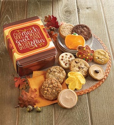Create Your Own - Give Much, Greet Many Fall Gift Tin