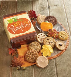 Create Your Own - Hey Pumpkin Fall Gift Tin