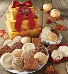 Gluten Free Autumn Gift Tower