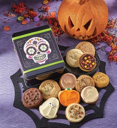 Create Your Own - Day of the Dead Halloween Gift Tin