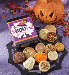 Create Your Own - Be Fa-BOO-lous Gift Tin