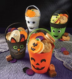 Mini Halloween Monster Tote Sets