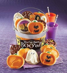 You've Been Boo'd Buttercream Pail
