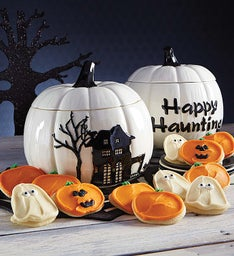 Collector's Edition Pumpkin Cookie Jar