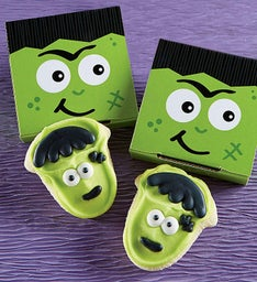 Frankenstein Cookie Card