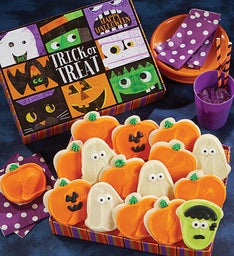 Halloween Party Box-Cut-out Cookies