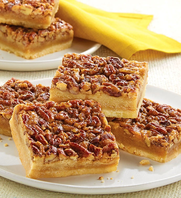 Pecan Pie Bar Sampler