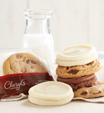 Assorted Classic Cookie Sampler