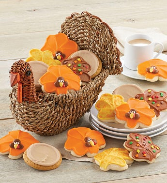 Thanksgiving Bakery Basket
