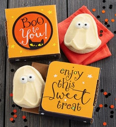 Boo Too You Cookie Card