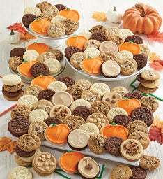 Deluxe Fall Cookie Dessert Box
