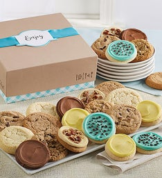 Cheryls Cookie Gift Boxes with Message Tag   Cookies