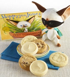 Skippyjon Jones Book and Plush Cookie Gift