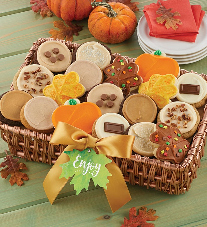 Fall Buttercream Gift Basket - Medium