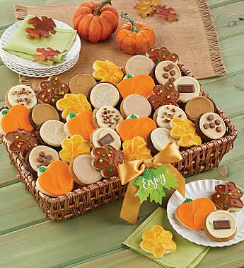 Fall Buttercream Gift Basket - Large