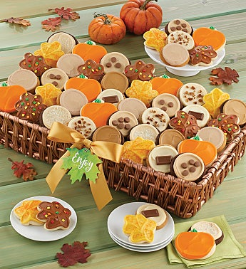 Fall Buttercream Gift Basket - Grand