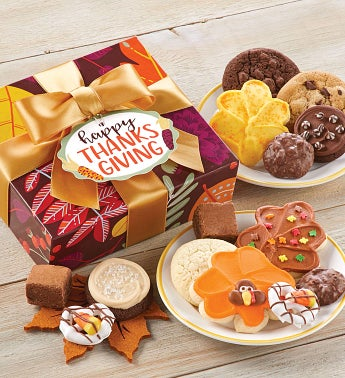 Thanksgiving Treats Box